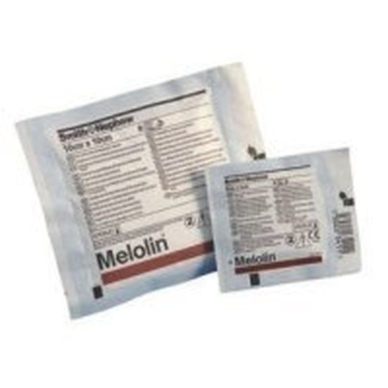 SMITH & NEPHEW MELOLIN NON ADHESIVE DRESSING 10CMX10CM