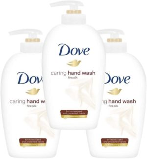 DOVE HAND WASH 3 PACK