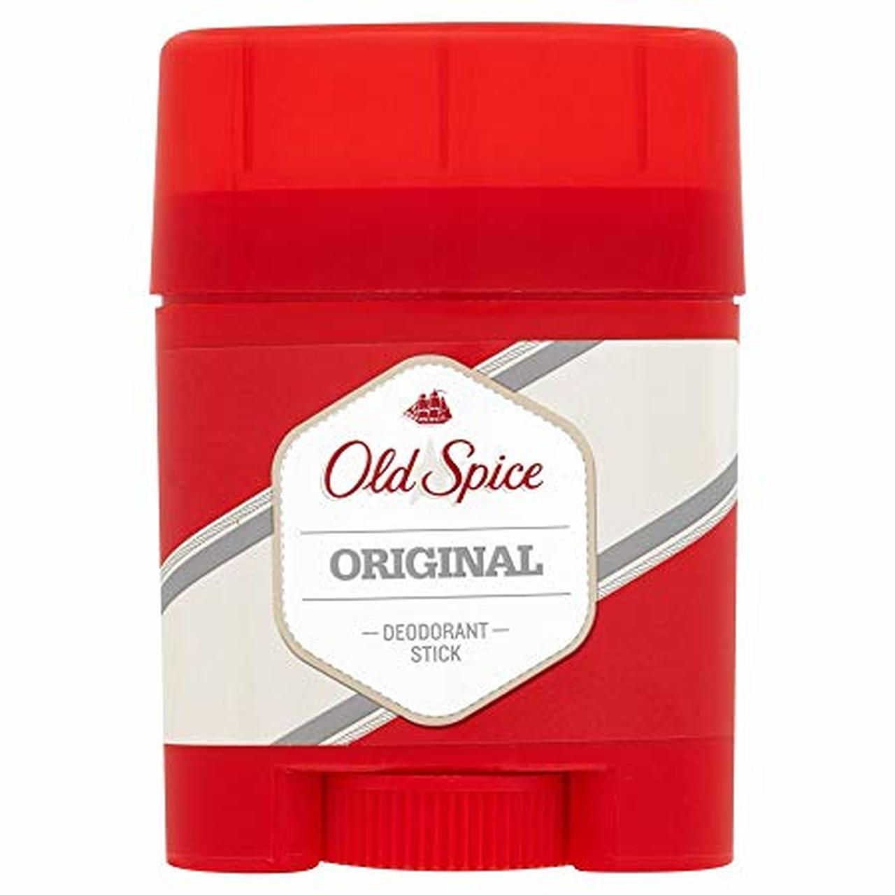 OLD SPICE ORIGINAL STICK DEODORANT 50G