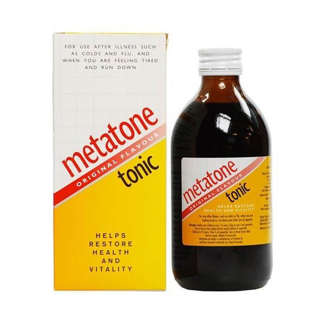 METATONE TONIC 300ML PH ONLY