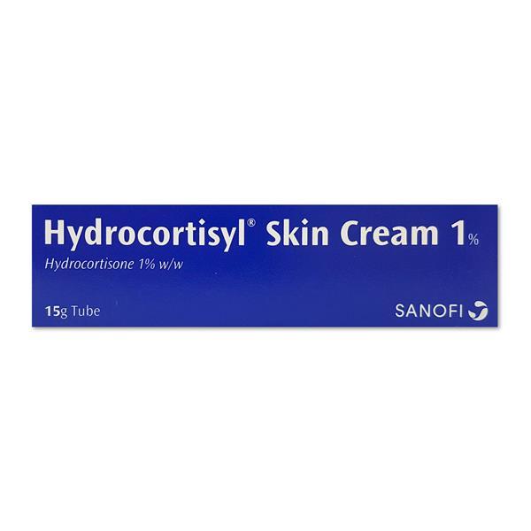 HYDROCORTISYL SKIN CREAM 1% BLUE 15G