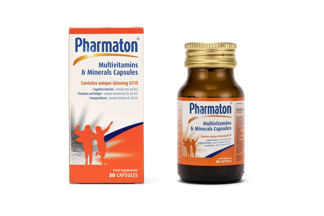 PHARMATON MULTIVITAMIN (30's)