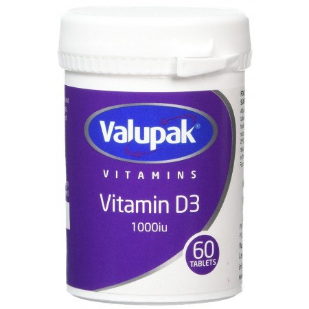 VALUPAK VITAMIN D3