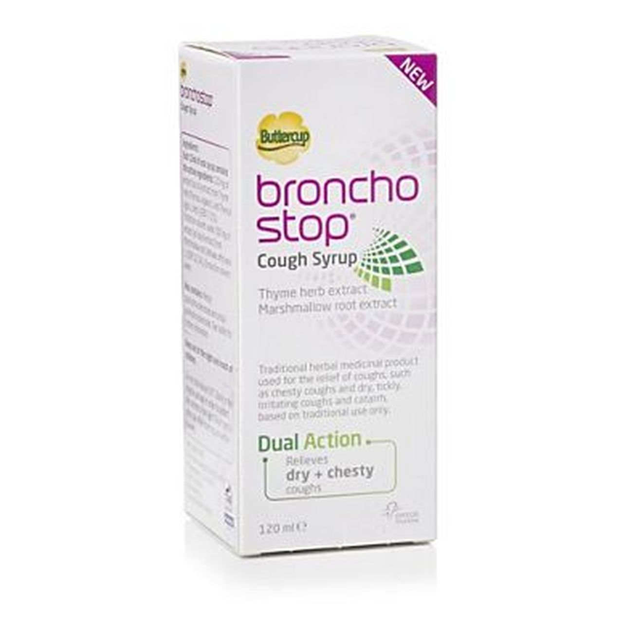 BUTTERCUP BRONCHOSTOP COUGH SYRUP 120ML