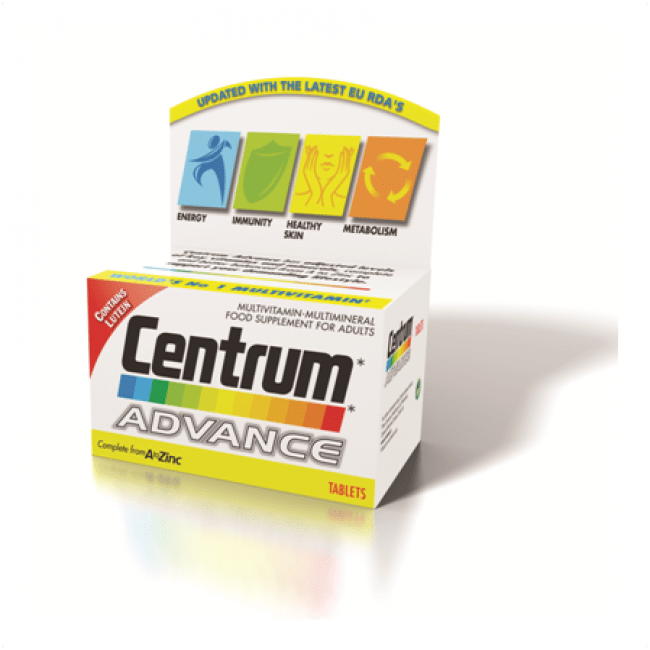 CENTRUM ADVANCE (30's)