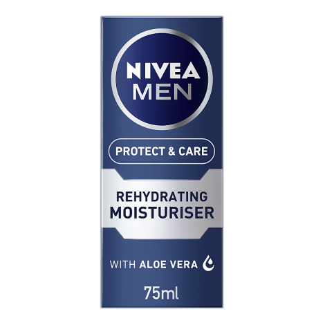 NIVEA MEN REHYDRATING MOISTERISER 75ML