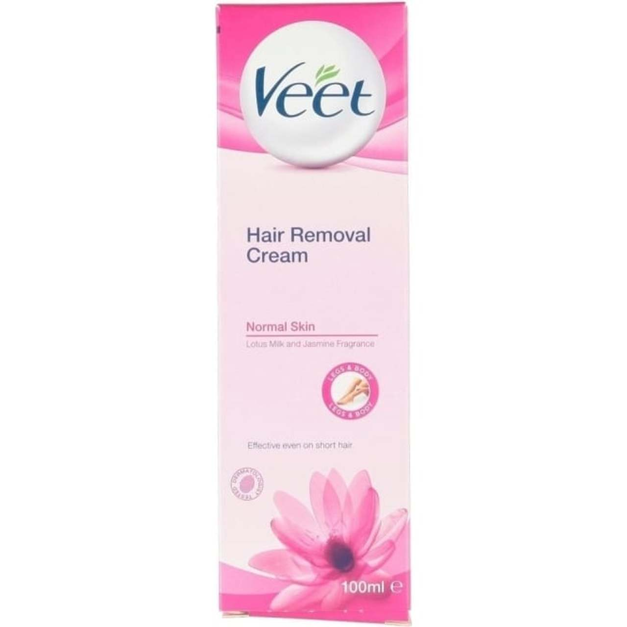 VEET 3 MINUTE CREAM NORMAL 100ML